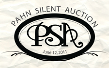 Pahn Silent Auction